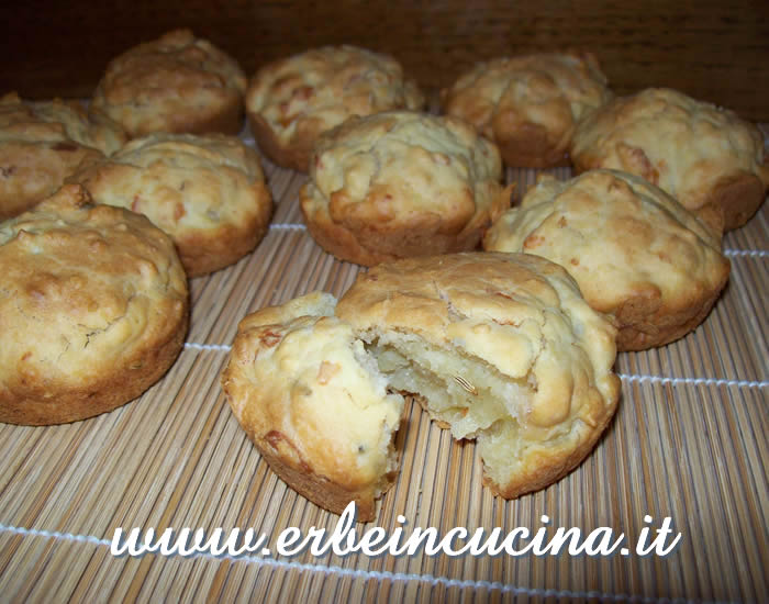 Muffin al carvi