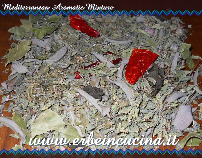 Mediterranean Aromatic Mixture
